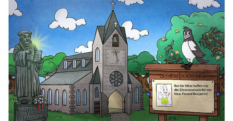 Kirche-Entdecken