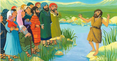 Kirche Entdecken ǀ Die Taufe